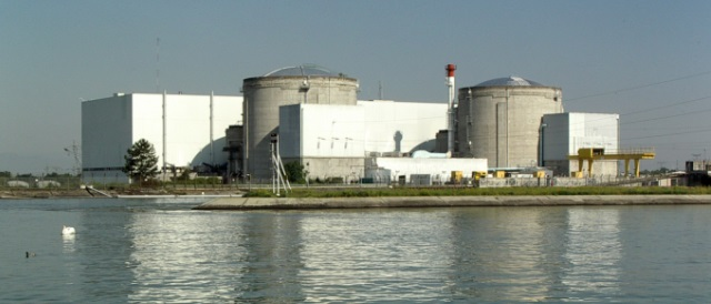 Fessenheim Nuclear Power Plant