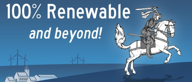 100% renewables