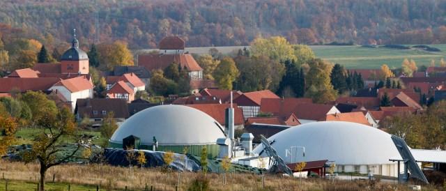 Bioenergyvillage Juehnde (FNR/Jan Zappner)