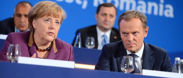 While Donald Tusk and Angela Merkel have good relations, Poland's and Germany's energy policies are incompatible.