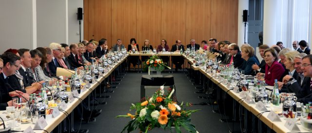 Coalition talks between SPD and CDU (Photo by CDU Deutschland)