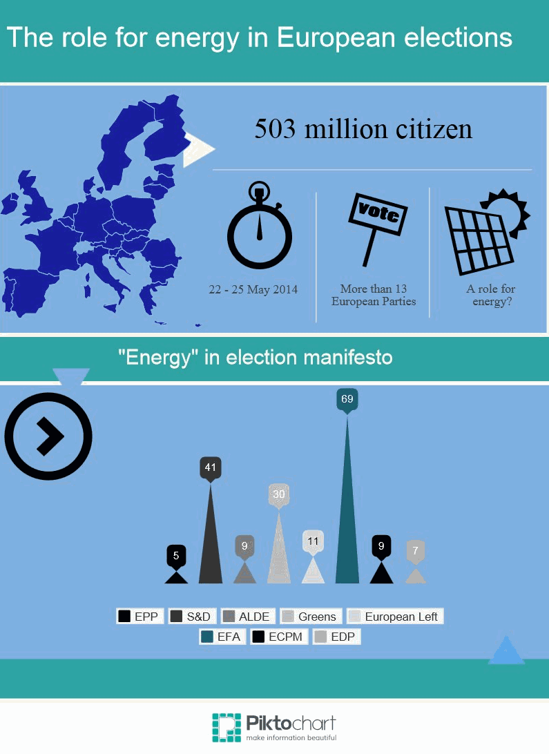 EP Election Importance of Energy