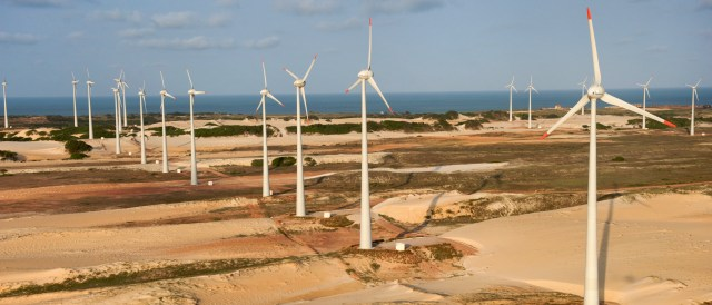 Wind Power in Brazil