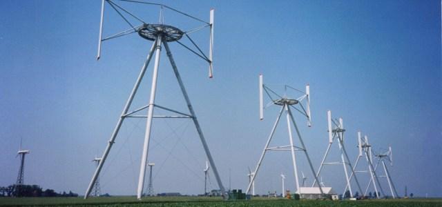 Wind Power 1980s