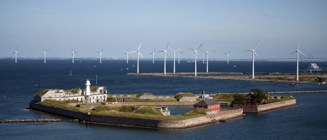 Denmark was the first major economy announcing it was going 100% renewable - other countries need to follow. (Photo by CGP Grey, CC BY 2.0)