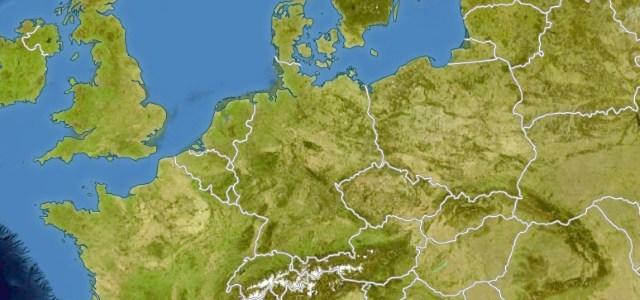 European Map