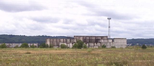 Żarnowiec Nuclear Power Plant