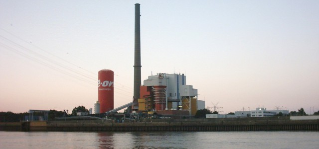 Coal Power Plant Farge