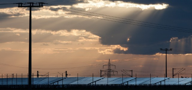 Solar power and the grid