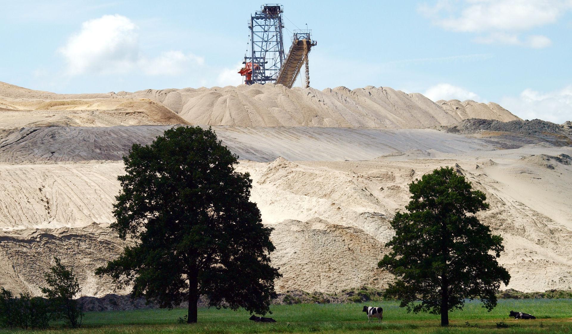 Belchatow Open Pit Mine