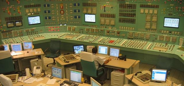 Paks-Controlroom