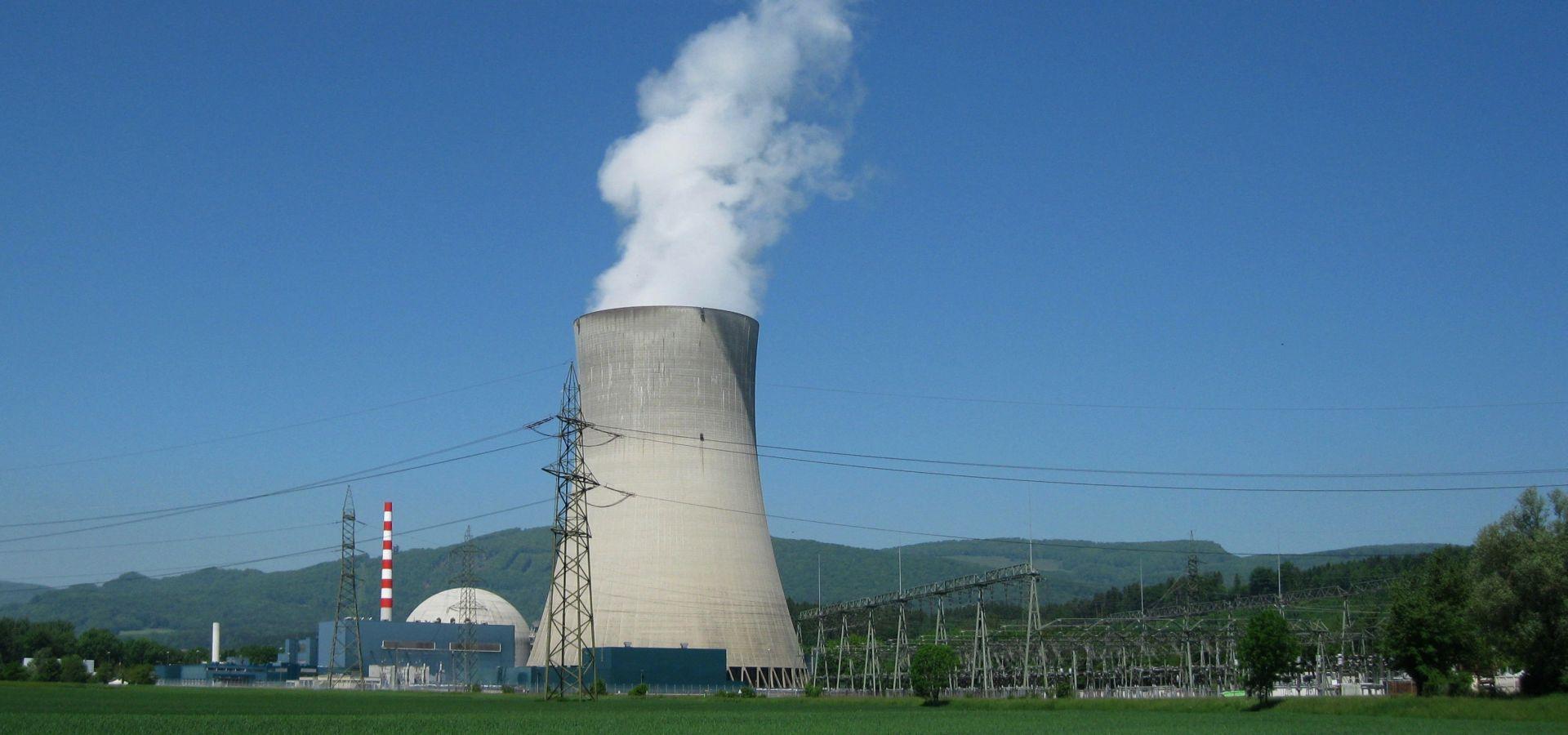 Gösgen Nuclear Power Plant, Switzerland