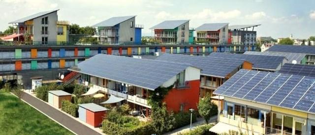 Solar in Freiburg