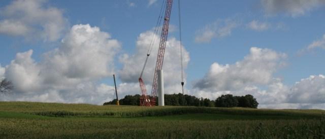 Wind Installation