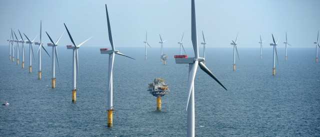 Offshore Wind Power in the UK
