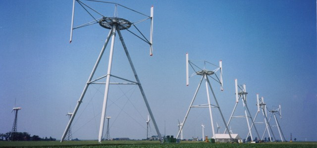 Wind Power 1980s