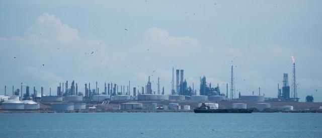 Amuay Refinery