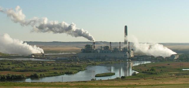 Dave Johnson Coal Power Plant