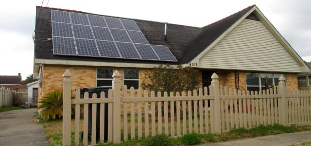 Solar Power in Louisiana