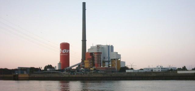 Coal Power Plant Farge