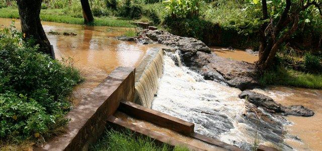 Micro-Hydro in the Tungu-Kabiri community