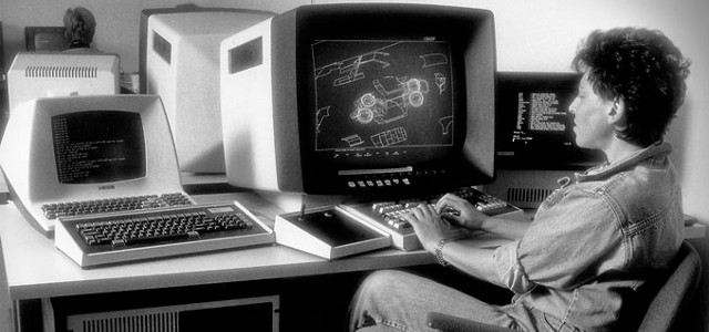 Computing in the 1980s