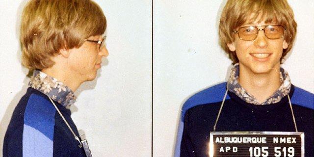 Bill Gates in 1977