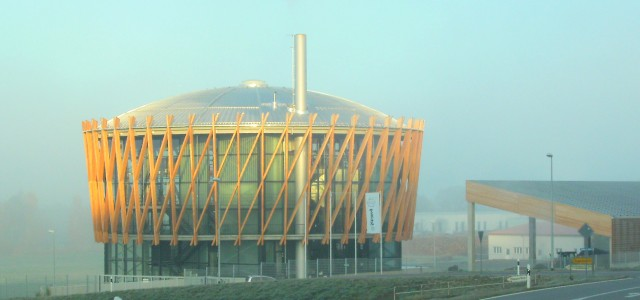 Mini-Cogeneration plant