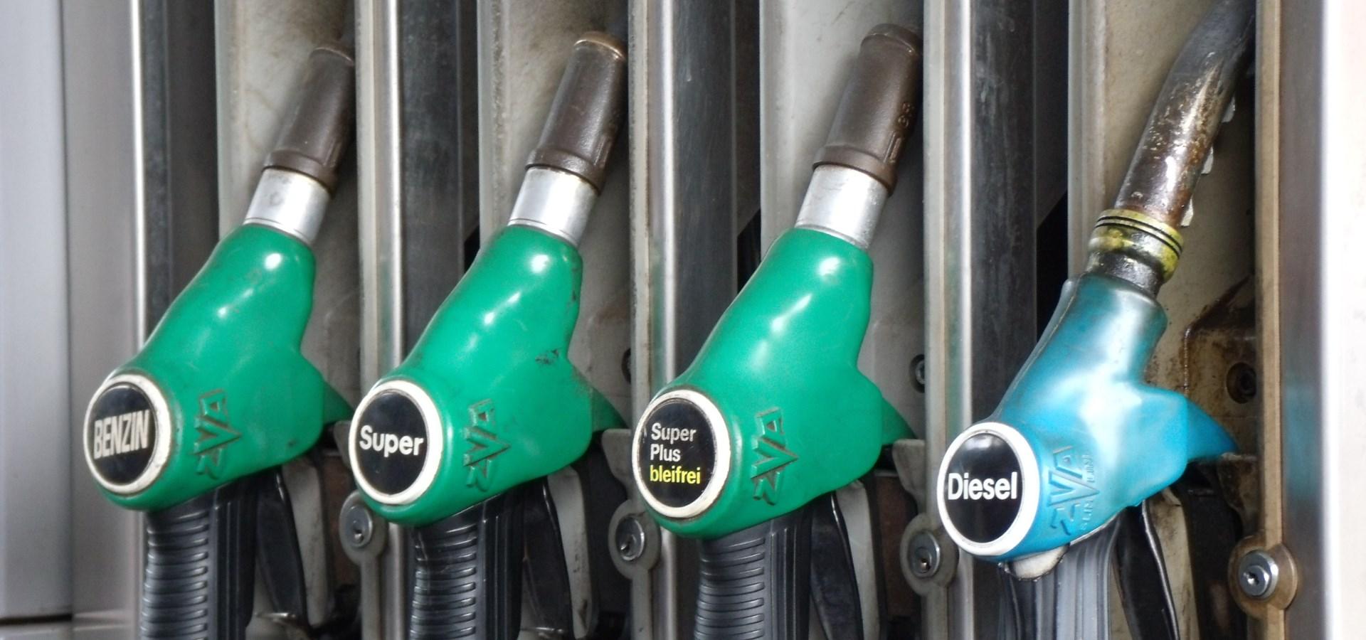 Gas station nozzle