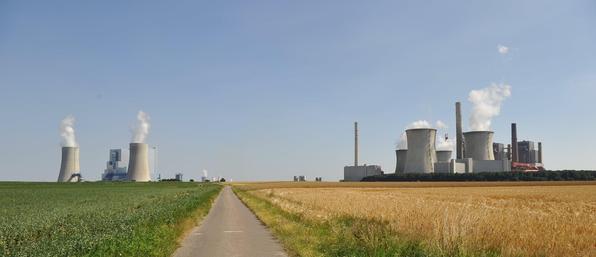 Lignite power plant Neurath