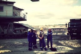 Turów Coal Mine (Photo by Media Wnet, edited, CC BY-SA 2.0)