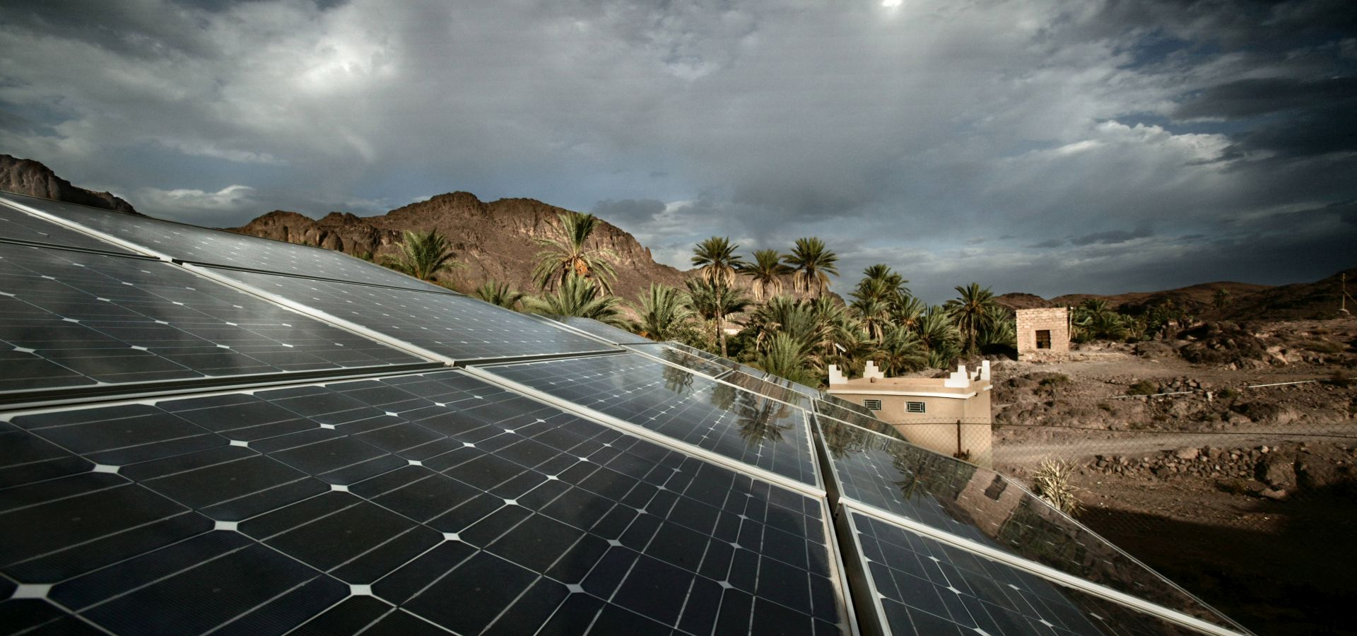 Photovoltaic Micro-plants by Isofoton (Morocco)