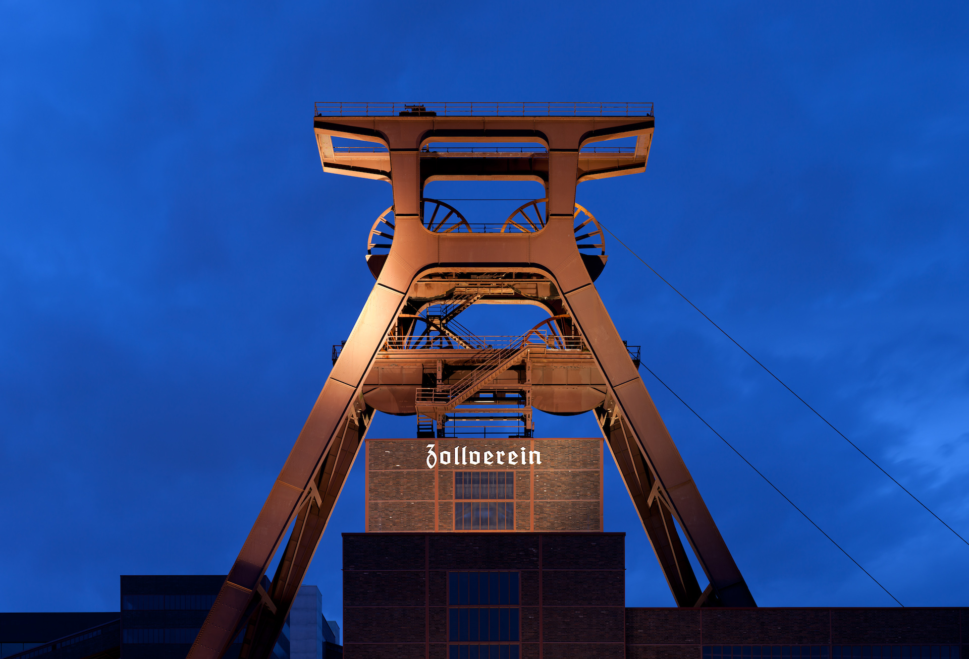The coal museum in Bochum, Germany