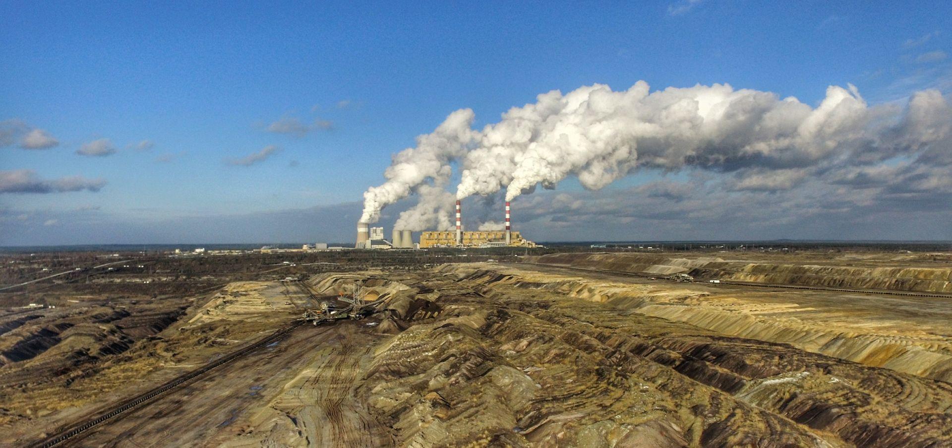 Bełchatów Lignite Coal Mine