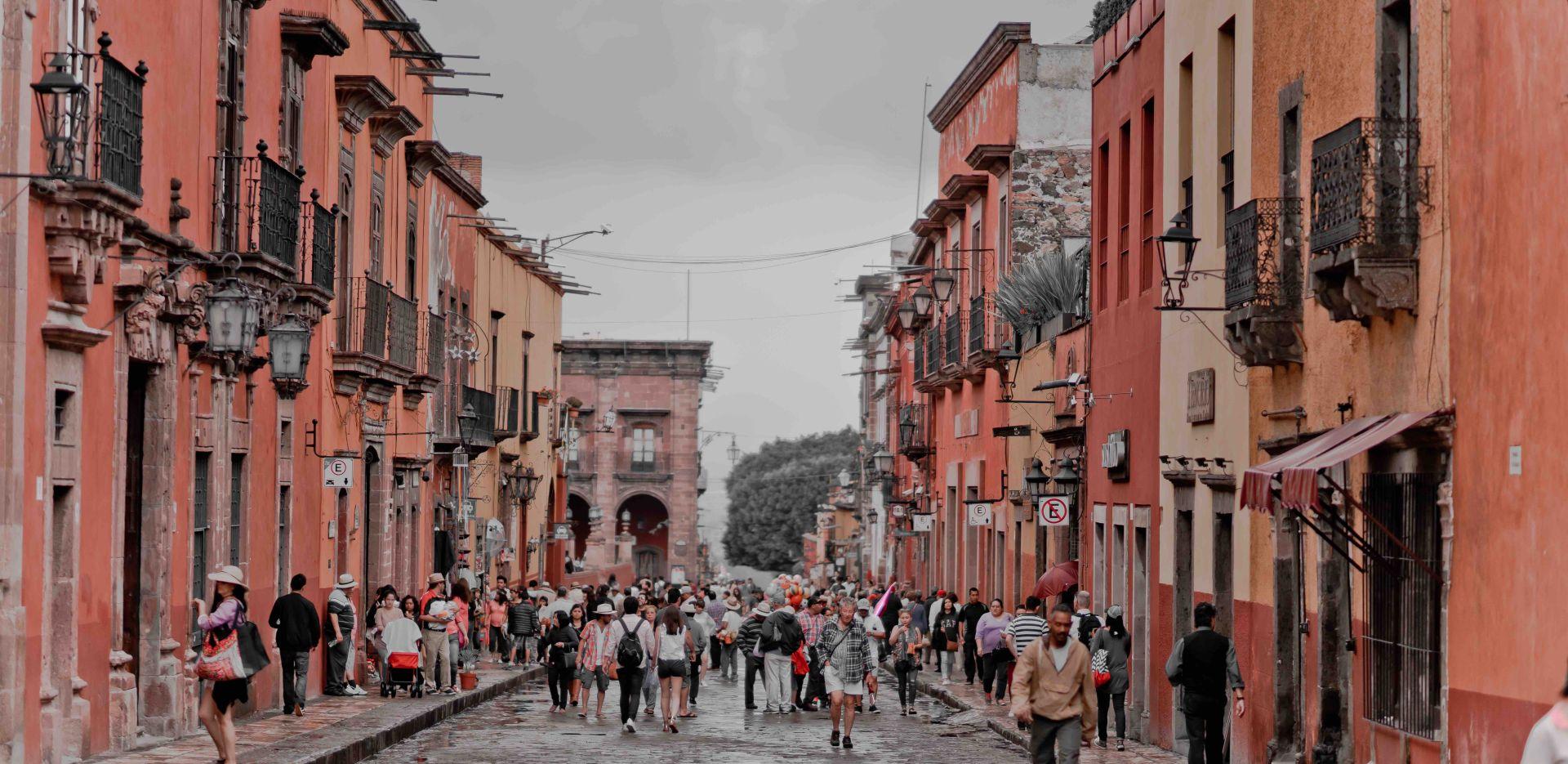 San Miguel de Allende, Mexico—Picture: Jezael Melgoza