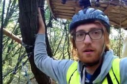 After the death of activist Steffen meyn the fight about Hambacher Forest continues