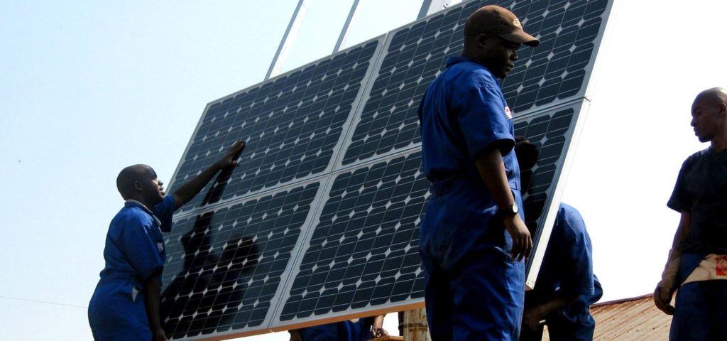 Affected by climate change, an increasing number of governments across Africa consider a sustainable energy transition as a central aspect of their climate strategies