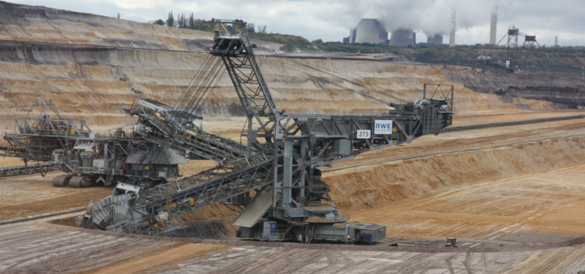 The German coal company RWE mines lignite. The phase-out of coal will change a lot, especially for the former coal workers.