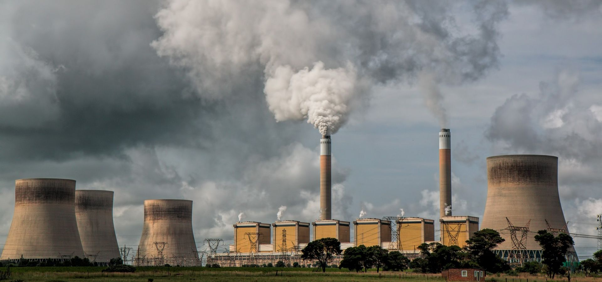 Power plants that drive emissions into the sky are no longer economically sustainable either.