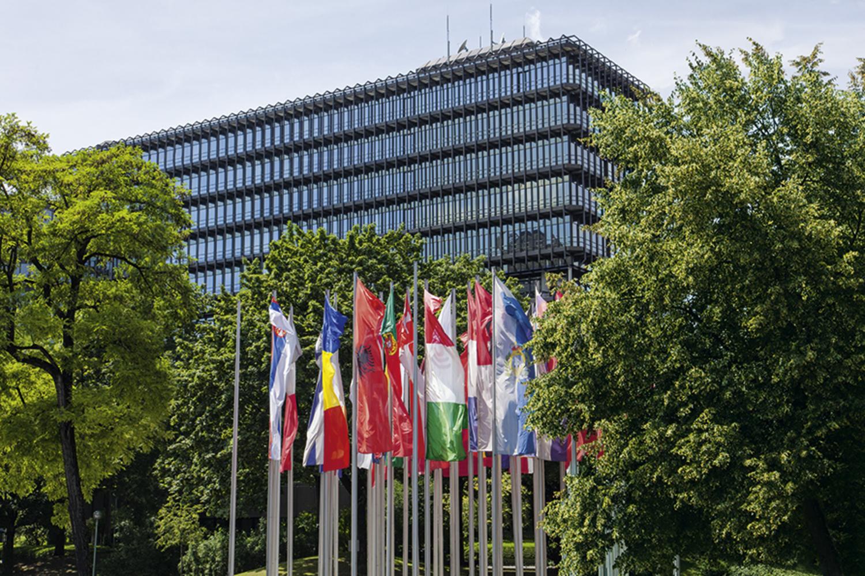 European Patent Office in Munich